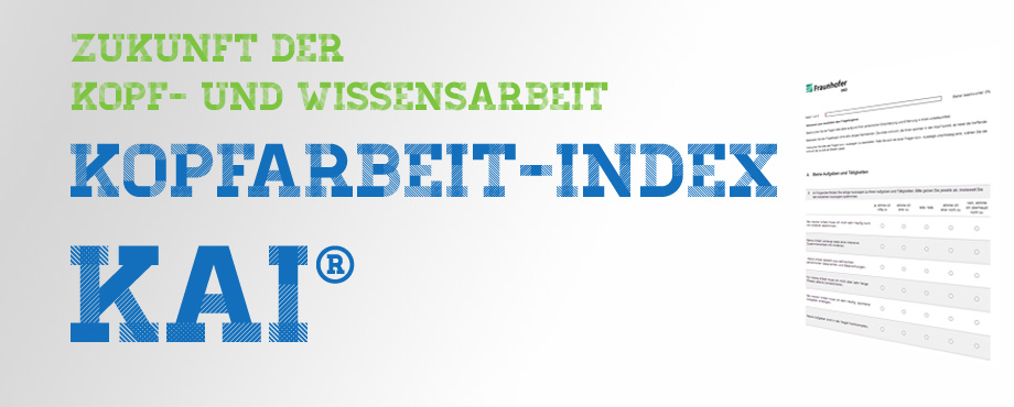 Kopfarbeit-Index Titelbild