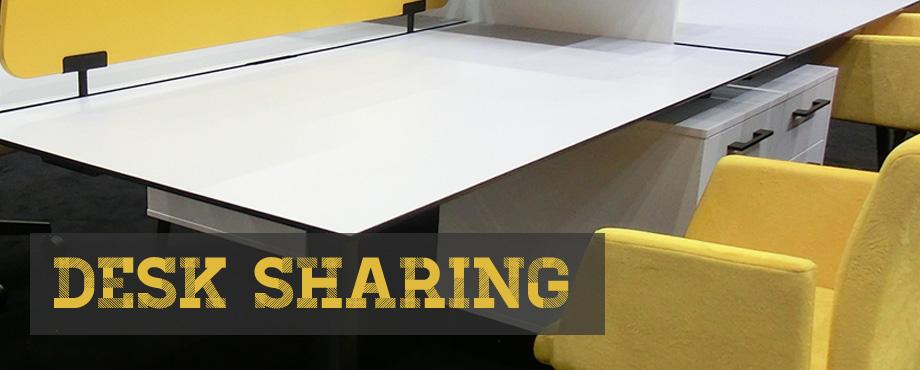 Desk-Sharing