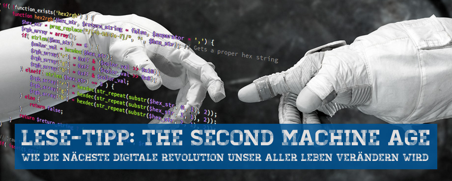 Lesetipp: The Second Machine Age